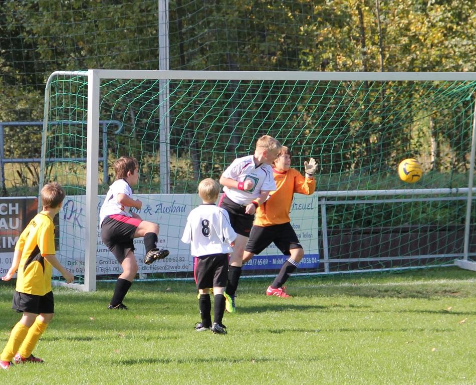 1. - 4. Spieltag E-Junioren 2011/2012