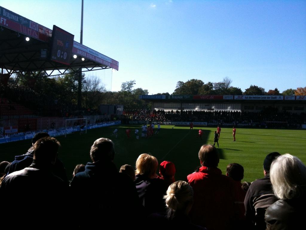 1. FC Union Berlin - Karlsruher SC