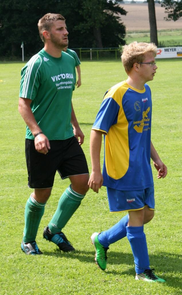 Bilder 1. Hauptrunde Kreispokal 2013/2014