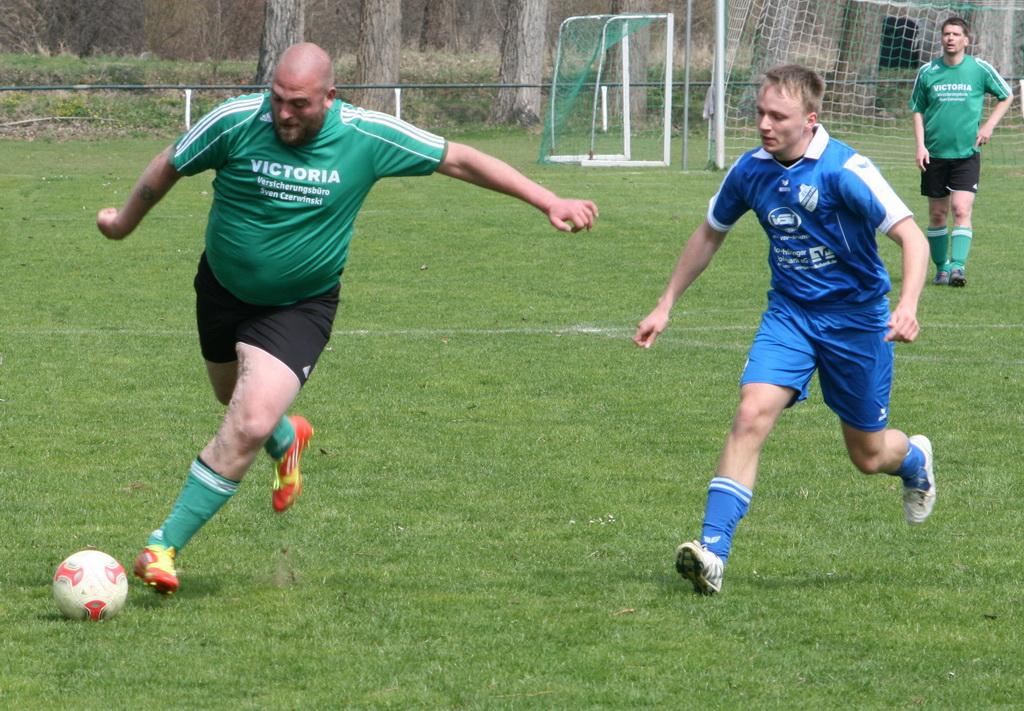 11. Nachholspieltag 2. Kreisklasse 2012/2013