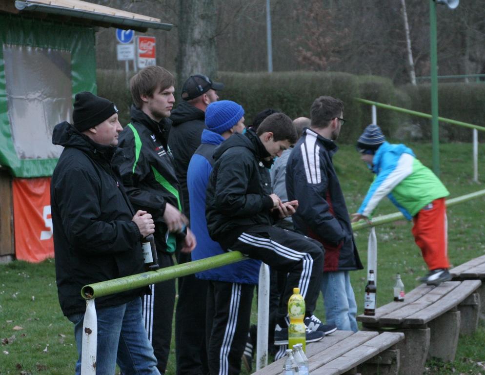 1. Nachholspieltag Alte Herren 2013/2014