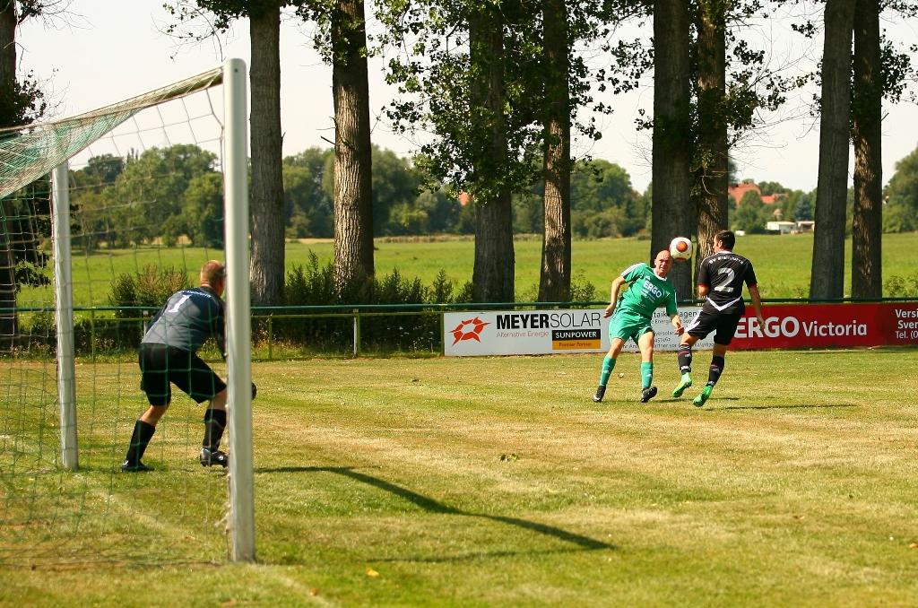 1. Runde Kreispokal 2015/2016