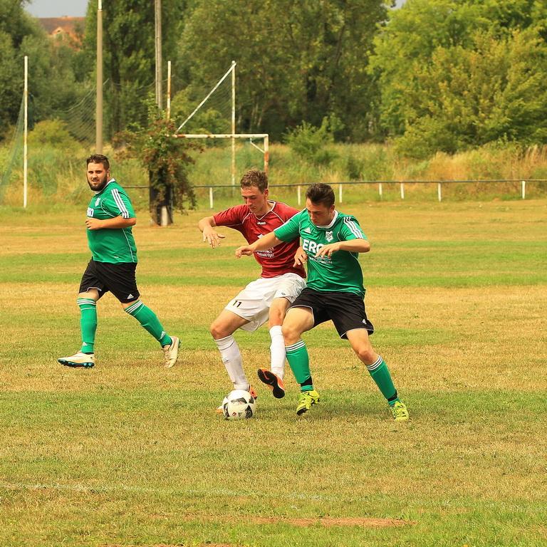 1. Runde Kreispokal 2018/2019