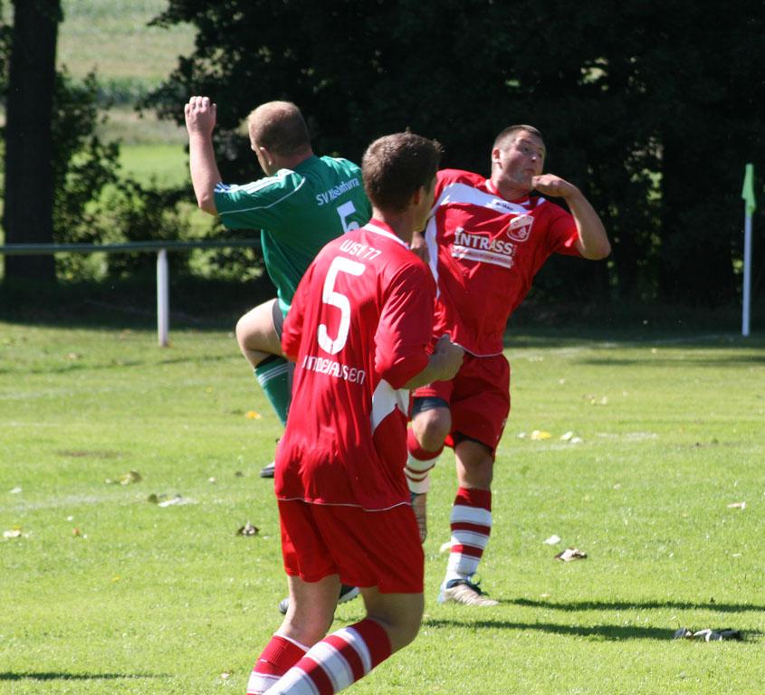1. Spieltag 2. Kreisklasse 2011/2012