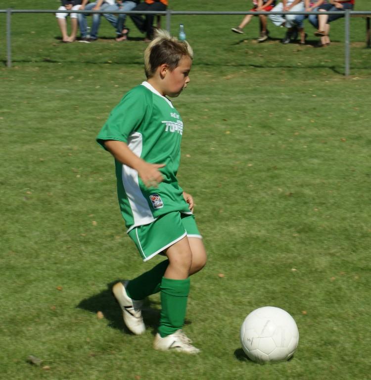 1. Spieltag E-Junioren Saison 2009/2010
