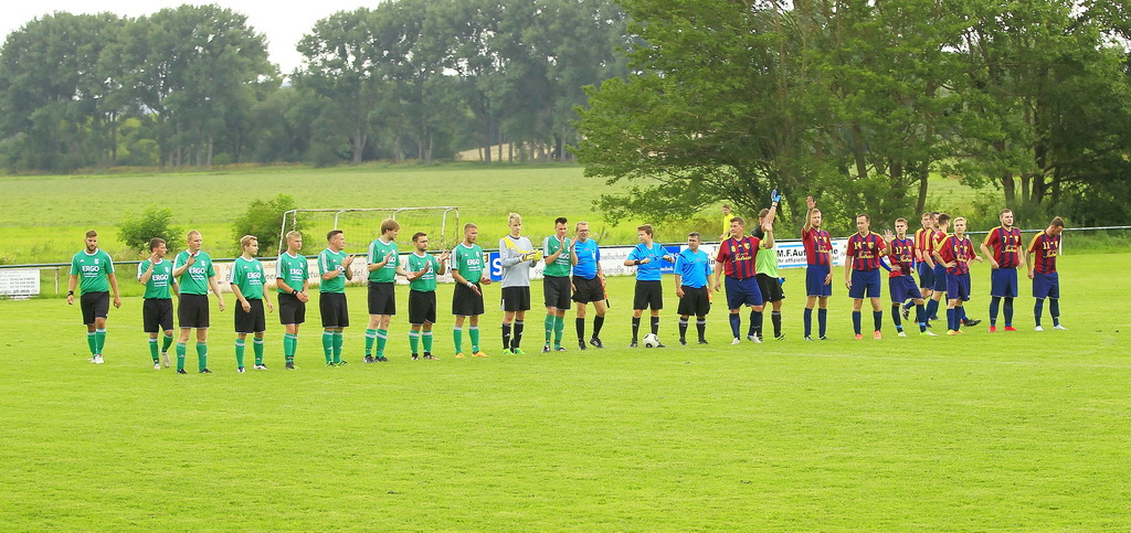 1. Spieltag Kreisliga 2017/2018