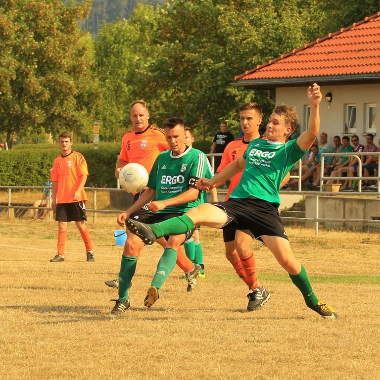 1. Spieltag Kreisliga 2018/2019