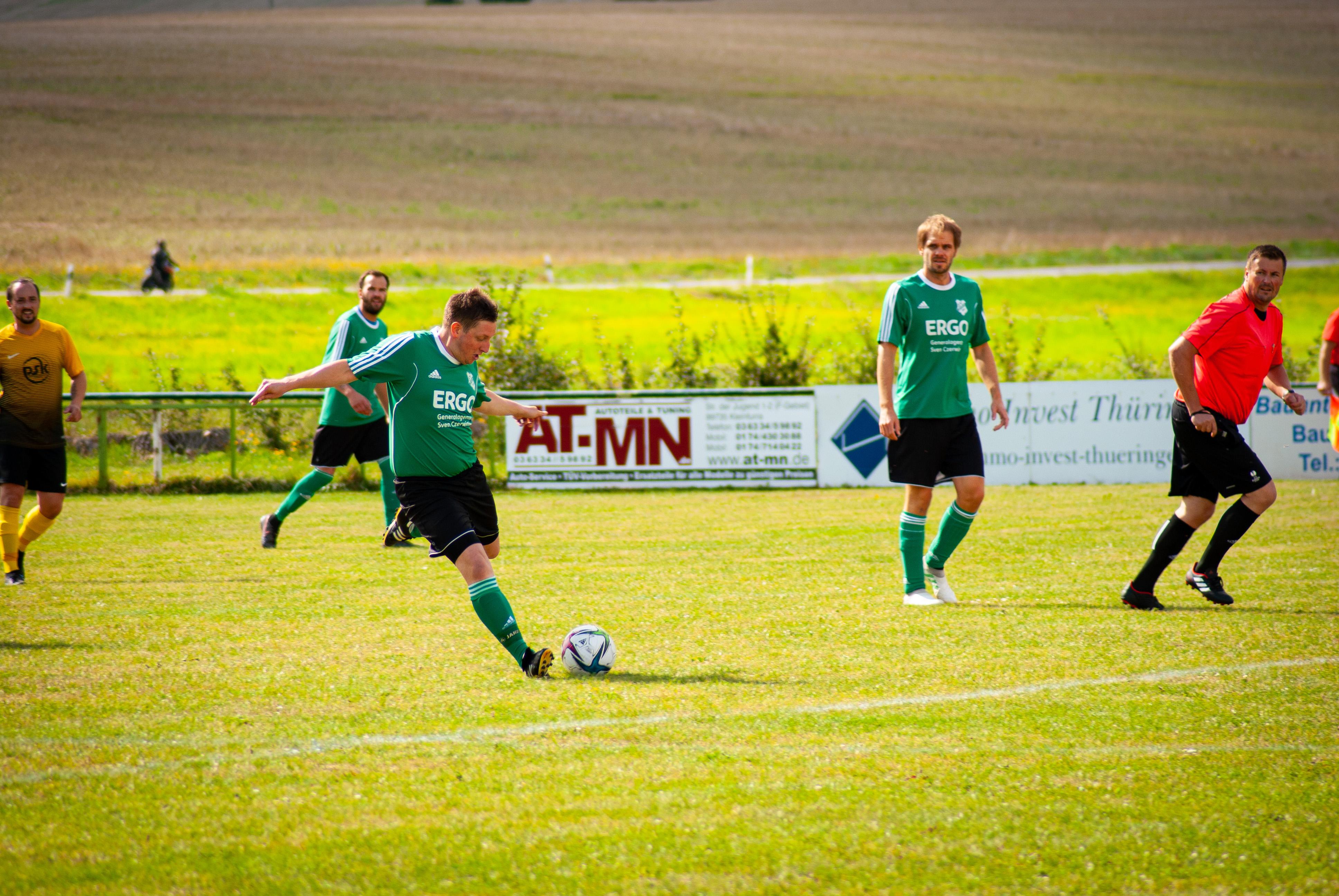 1. Spieltag Kreisliga 2021/2022