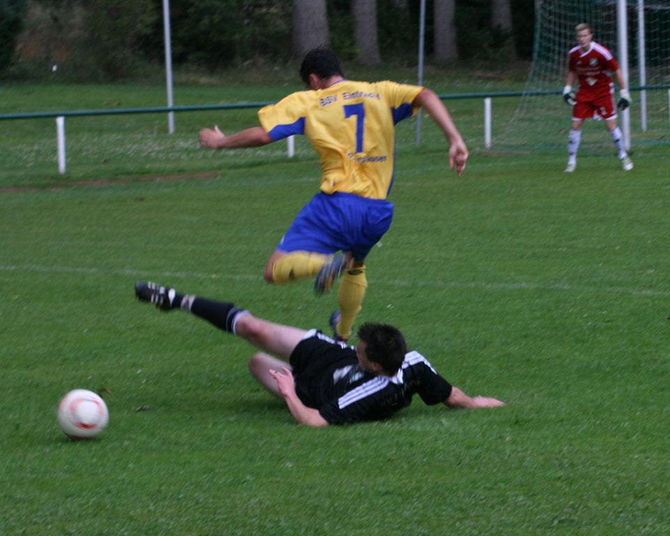 1. Spieltag Regionalklasse 2011/2012