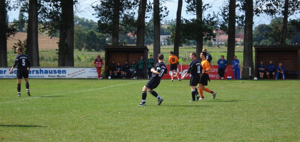 1. Spieltag Saison 2008/2009