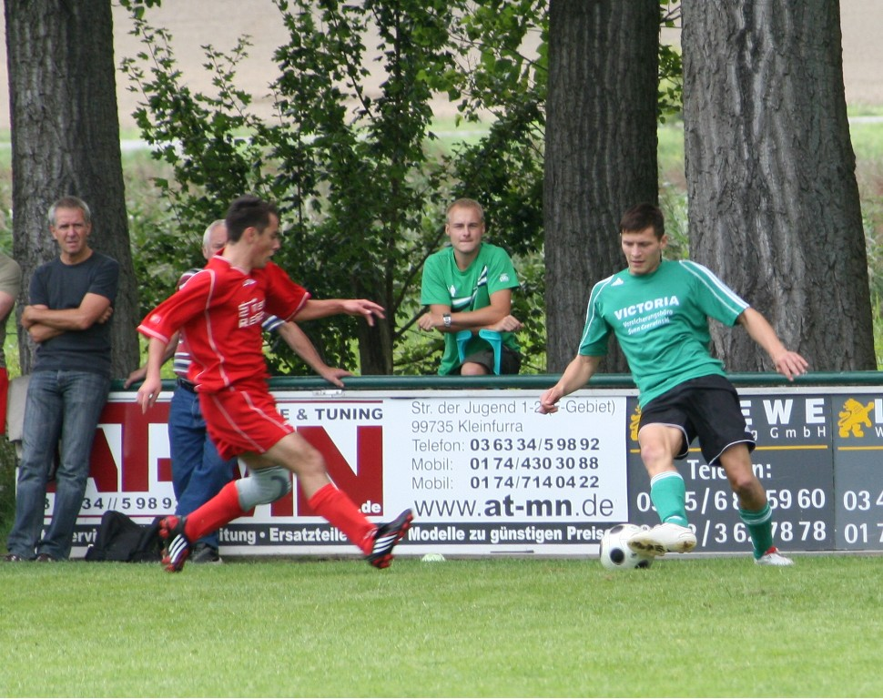 1. Spieltag Saison 2010/2011
