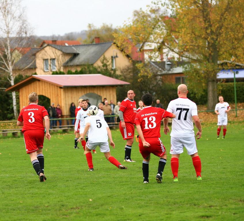 10. Spieltag 1. Kreisklasse 2017/2018
