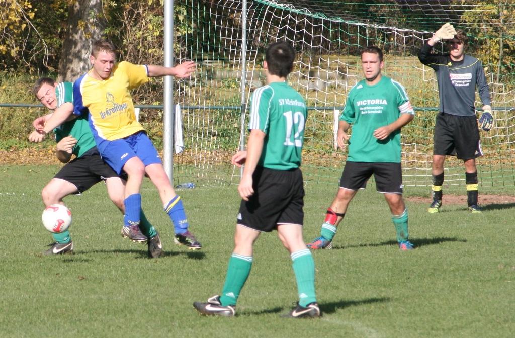 10. Spieltag 2. Kreisklasse 2012/2013