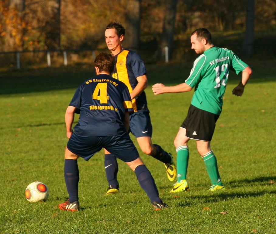 11. Spieltag 1. Kreisklasse 2015/2016