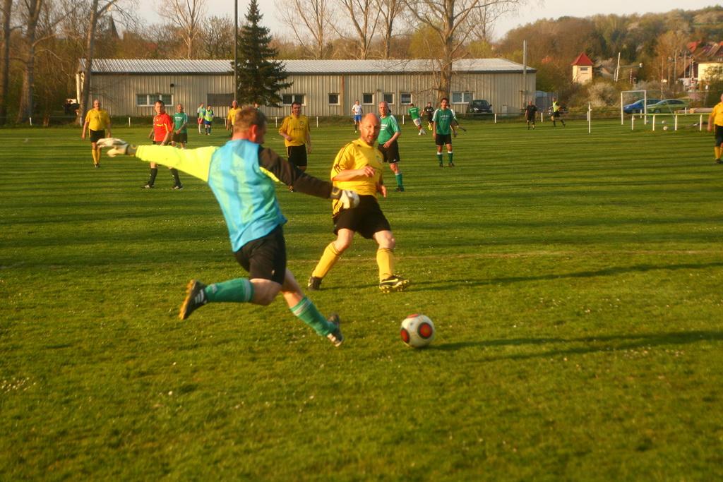11. Spieltag Alte Herren 2014/2015