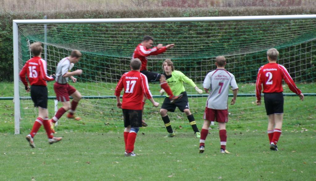 11. Spieltag Kreisliga 2013/2014