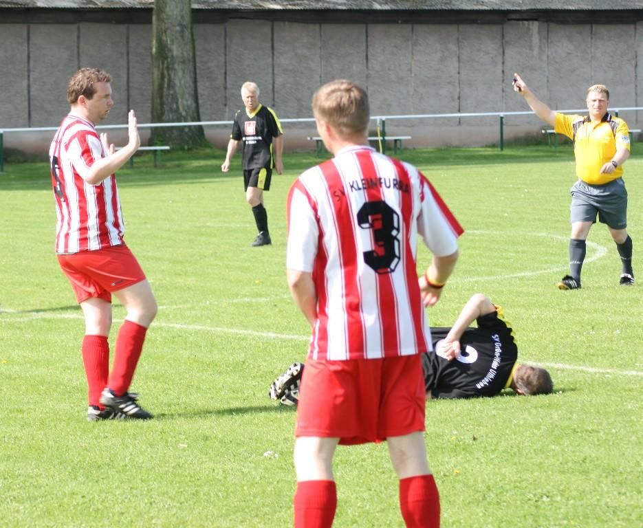 12. Spieltag Alte Herren Saison 2008/2009