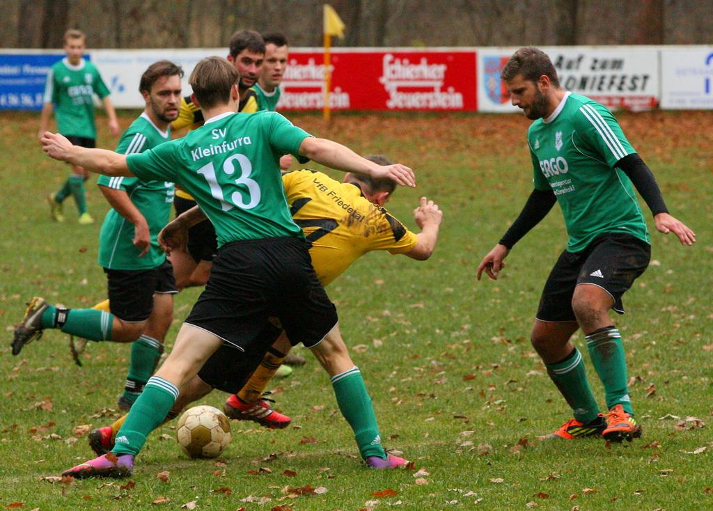 12. Spieltag Kreisliga 2015/2016