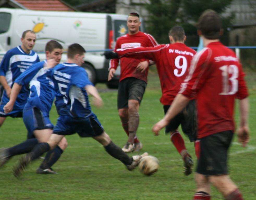 13. Spieltag Saison 2010/2011