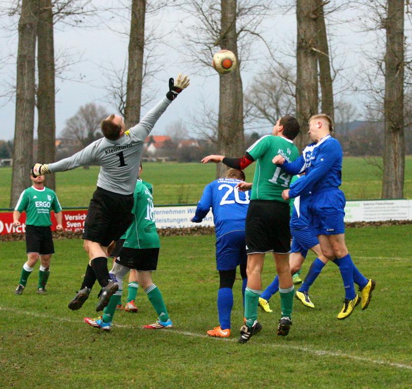 14. Spieltag 1. Kreisklasse 2015/2016