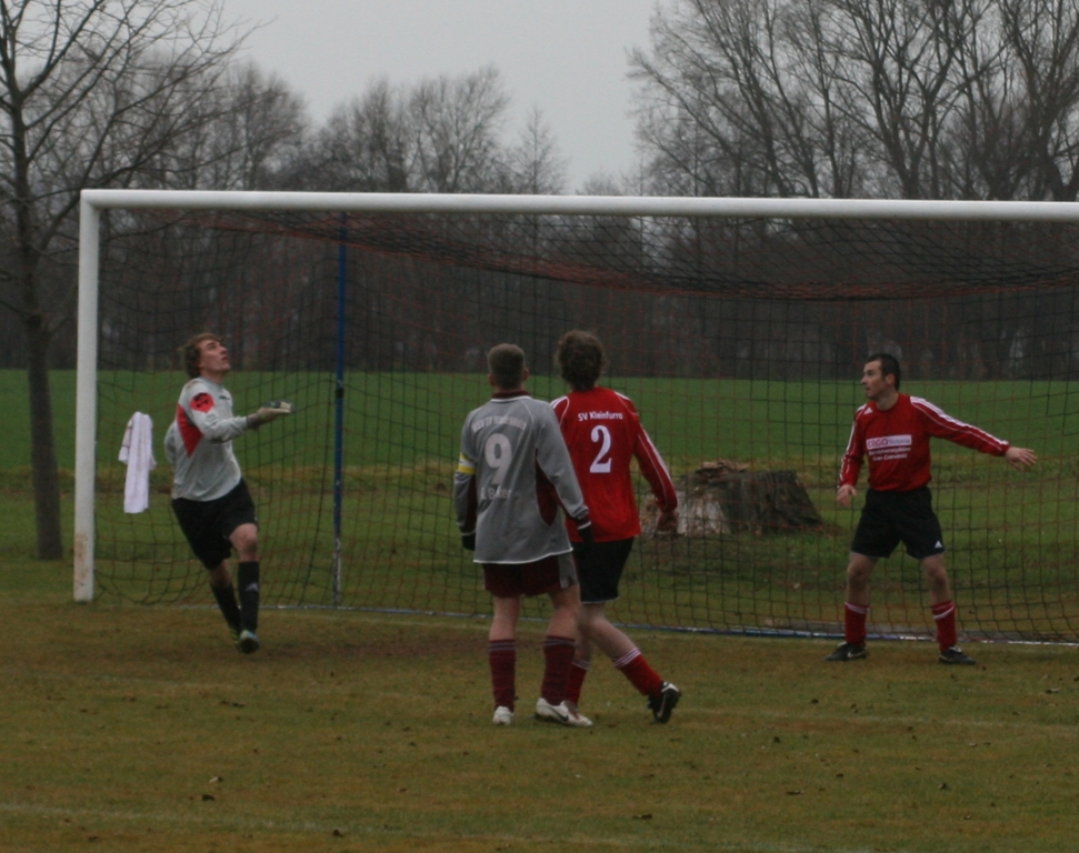 14. Spieltag 2. Kreisklasse 2011/2012
