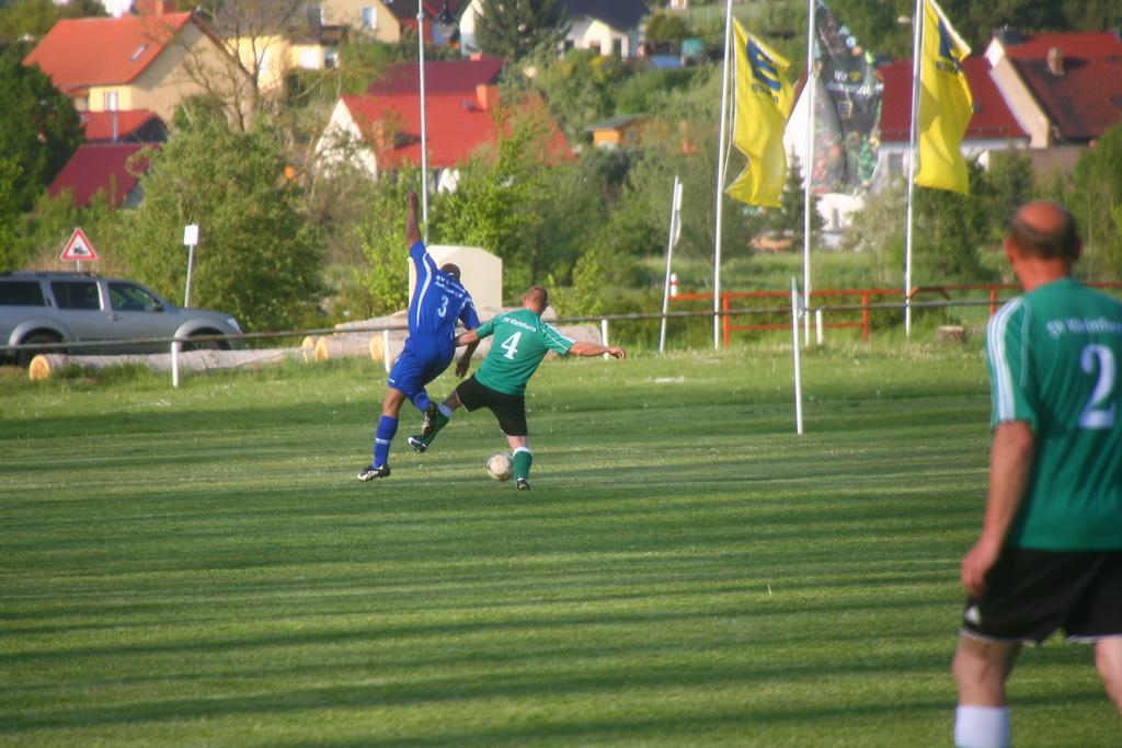 14. Spieltag Alte Herren 2014/2015