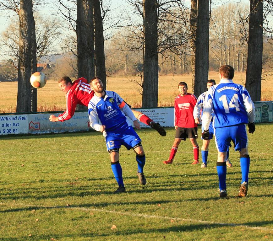 14. Spieltag Kreisliga 2016/2017