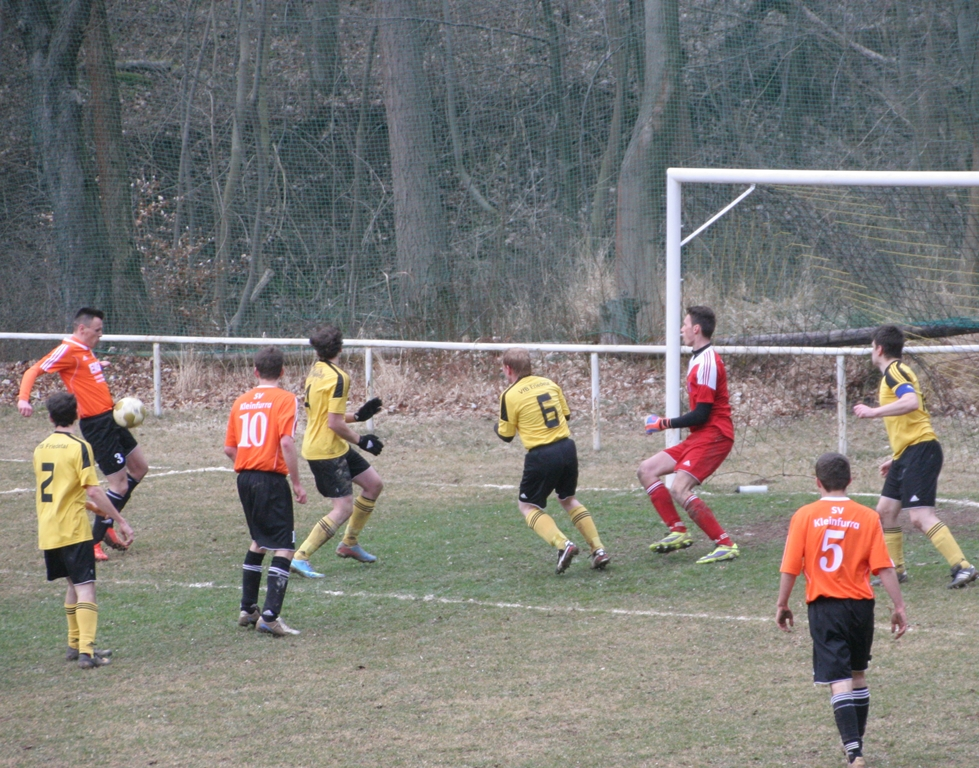15. Spieltag Kreisliga 2013/2014