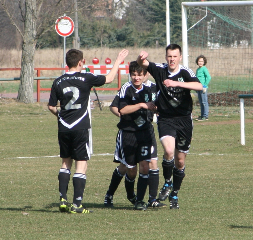 15. Spieltag Regionalklasse 2011/2012