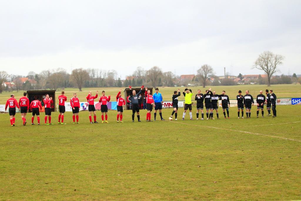 16. Spieltag 1. Kreisklasse 2016/2017