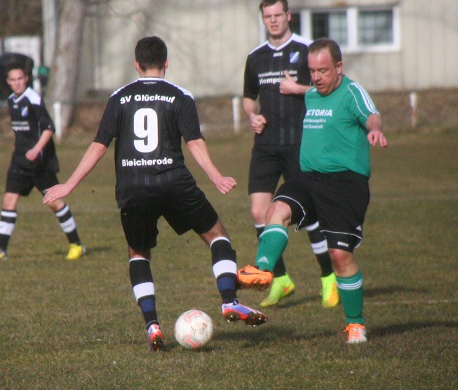 16. Spieltag 2. Kreisklasse 2014/2015