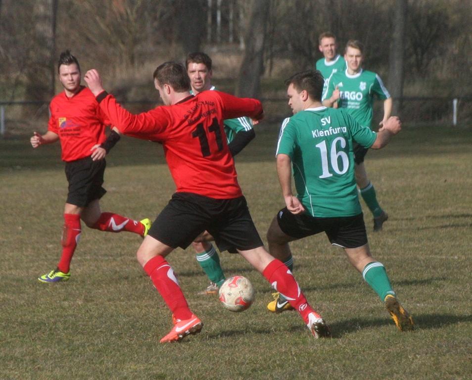 16. Spieltag Kreisliga 2014/2015