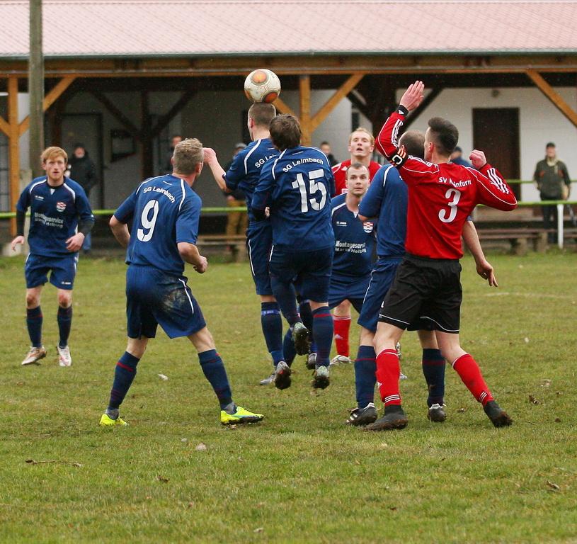 16. Spieltag Kreisliga 2015/2016