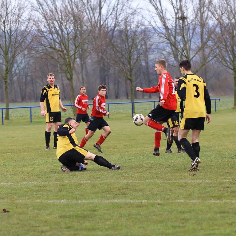 16. Spieltag Kreisliga 2017/2018
