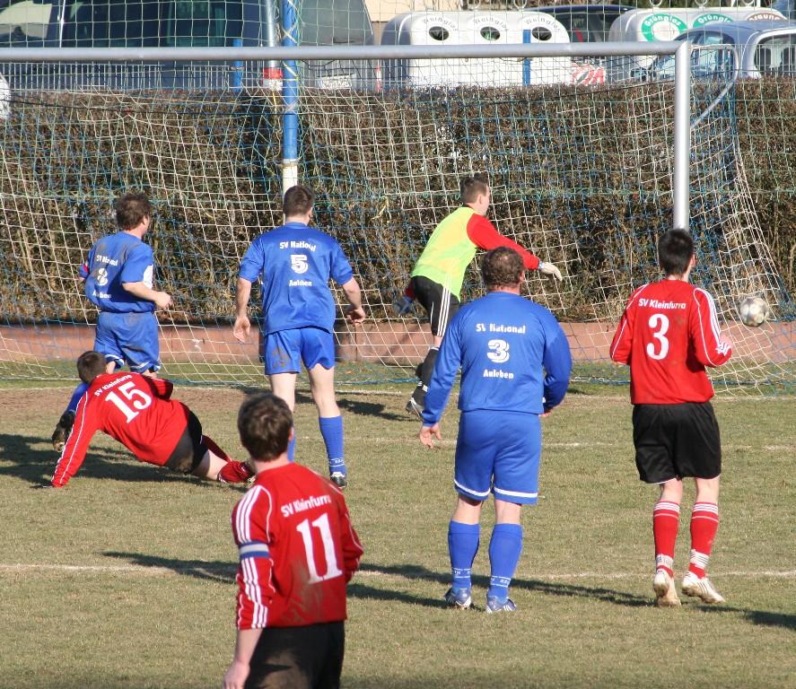 16. Spieltag Saison 2010/2011