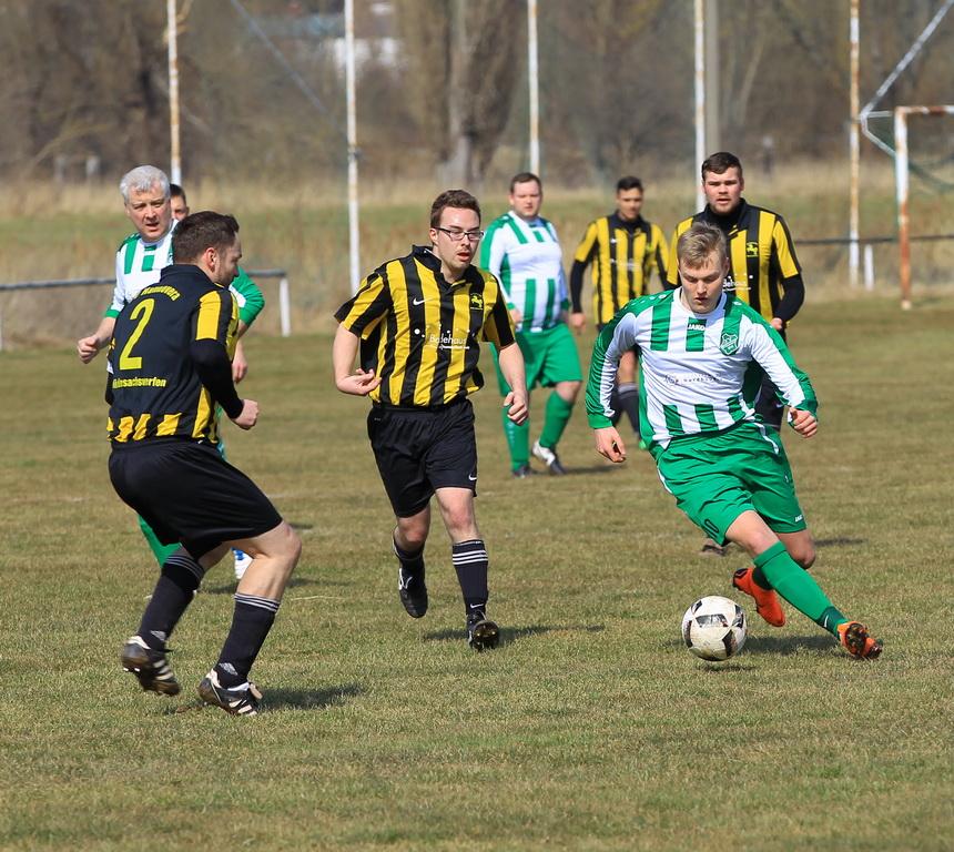 17. Spieltag 1. Kreisklasse 2017/2018