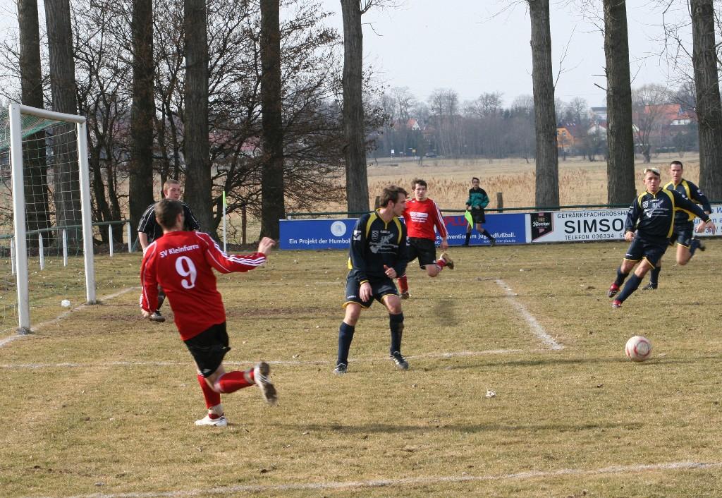 17. Spieltag Saison 2010/2011