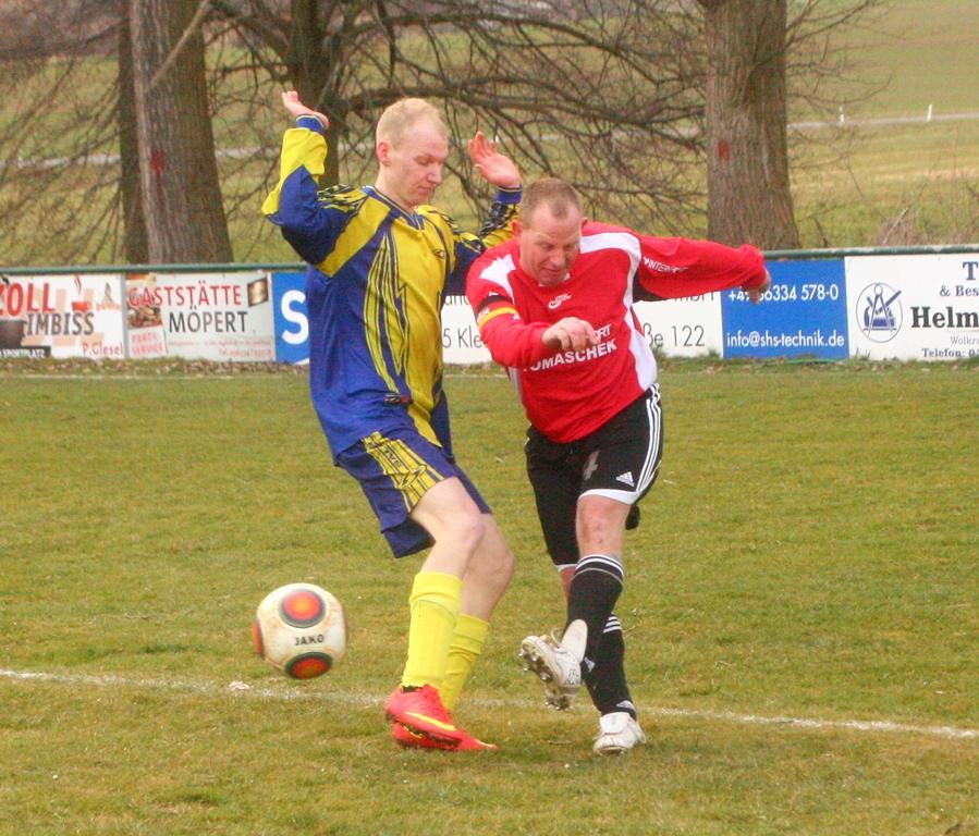 18. Spieltag 2. Kreisklasse 2014/2015