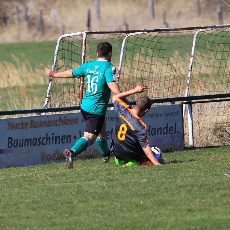 18. Spieltag Kreisliga 2017/2018