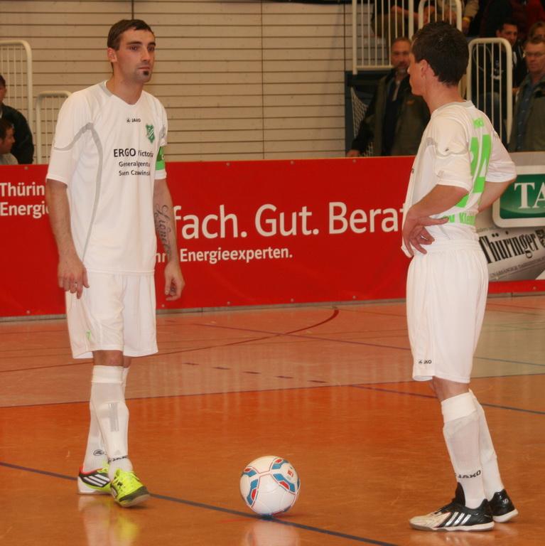 19. Hallencup des Thüringer Fußball-Verbandes