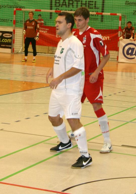 119. Hallencup des Thüringer Fußball-Verbandes