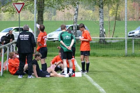 19. Spieltag Saison 2007/2008