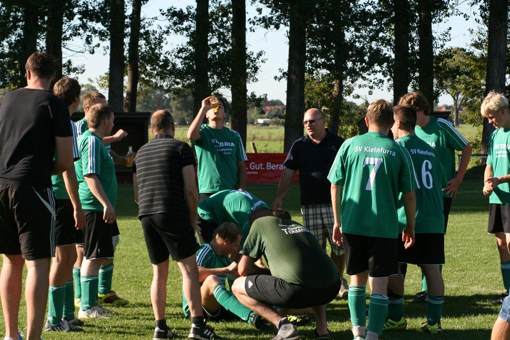 2. Hauptrunde Kreispokal 2011/2012