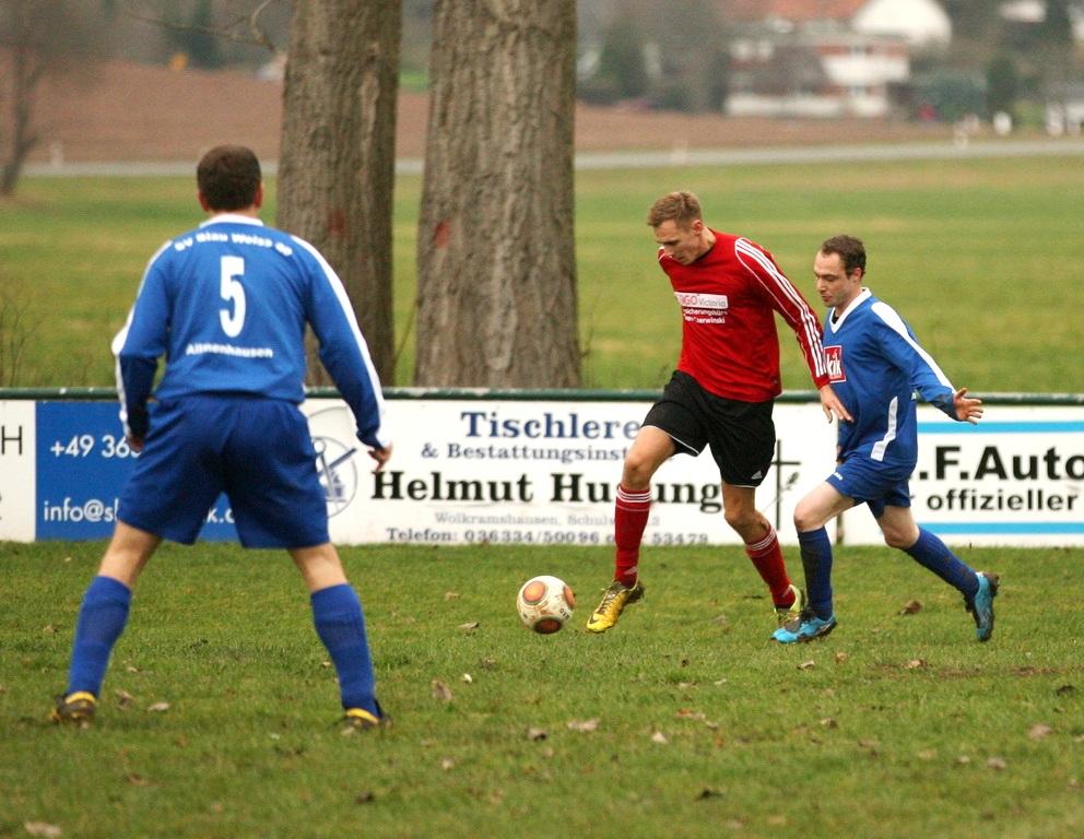 2. Nachholspieltag 1. Kreisklasse 2015/2016
