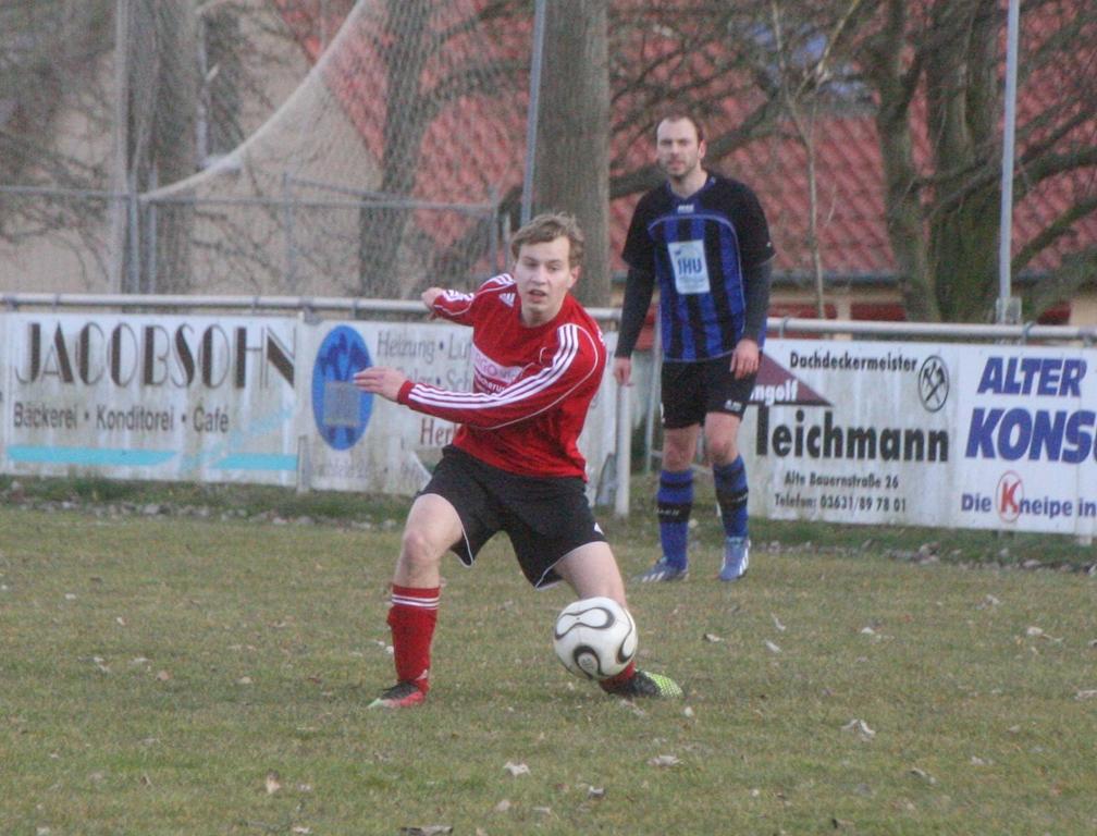 2. Nachholspieltag Kreisliga 2014/2015