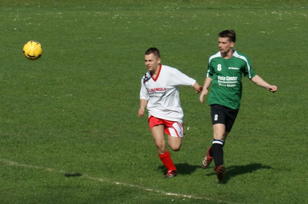 2. Nachholspieltag Saison 2008/2009