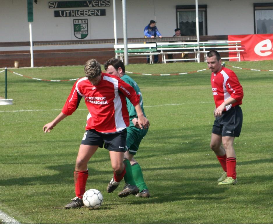 2. Nachholspieltag Saison 2009/2010