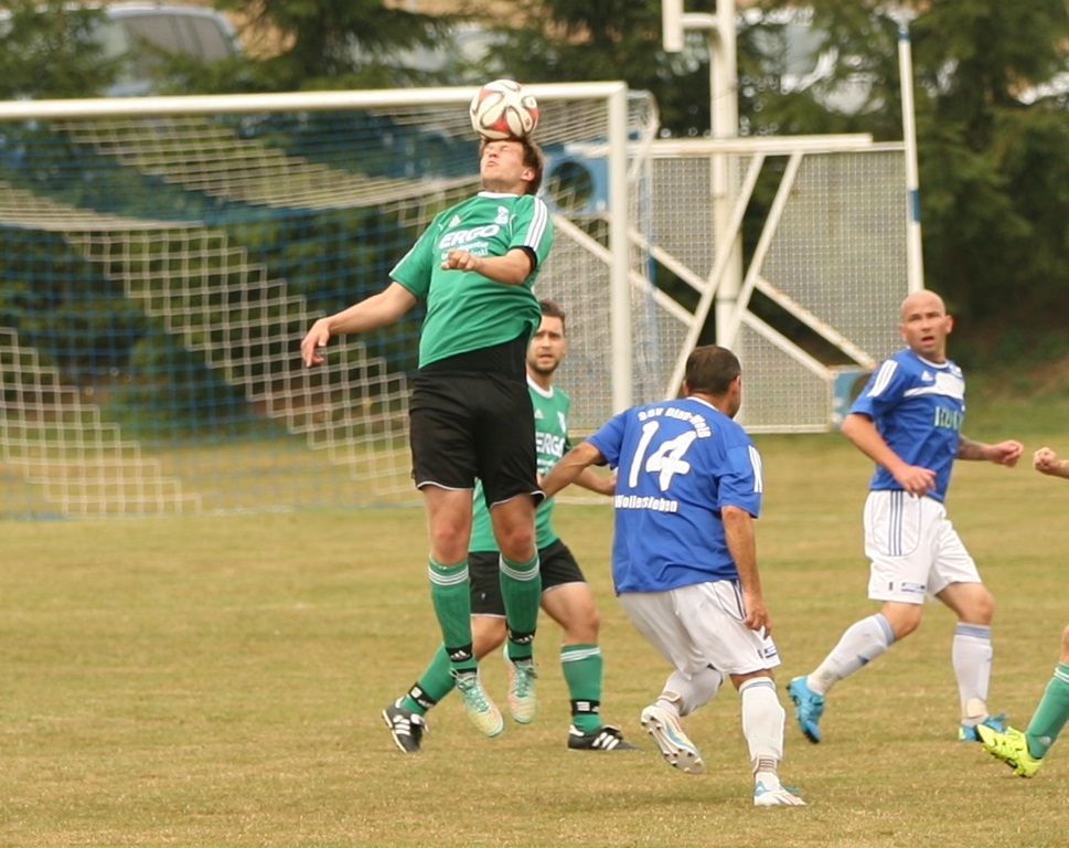 2. Runde Kreispokal 2015/2016