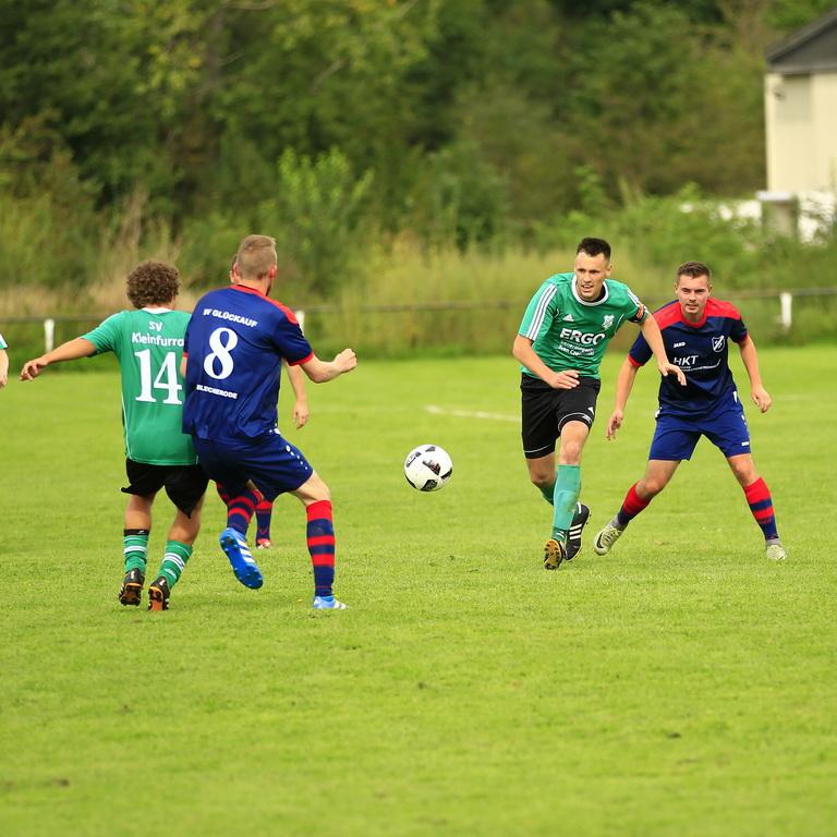 2. Runde Kreispokal 2017/2018