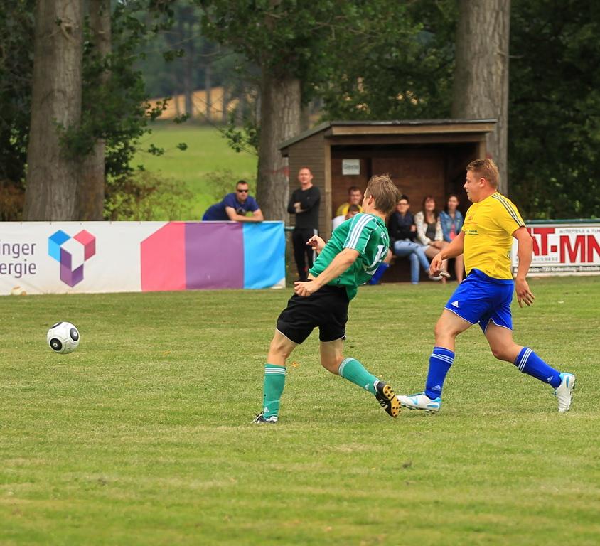 2. Spieltag 1. Kreisklasse 2016/2017
